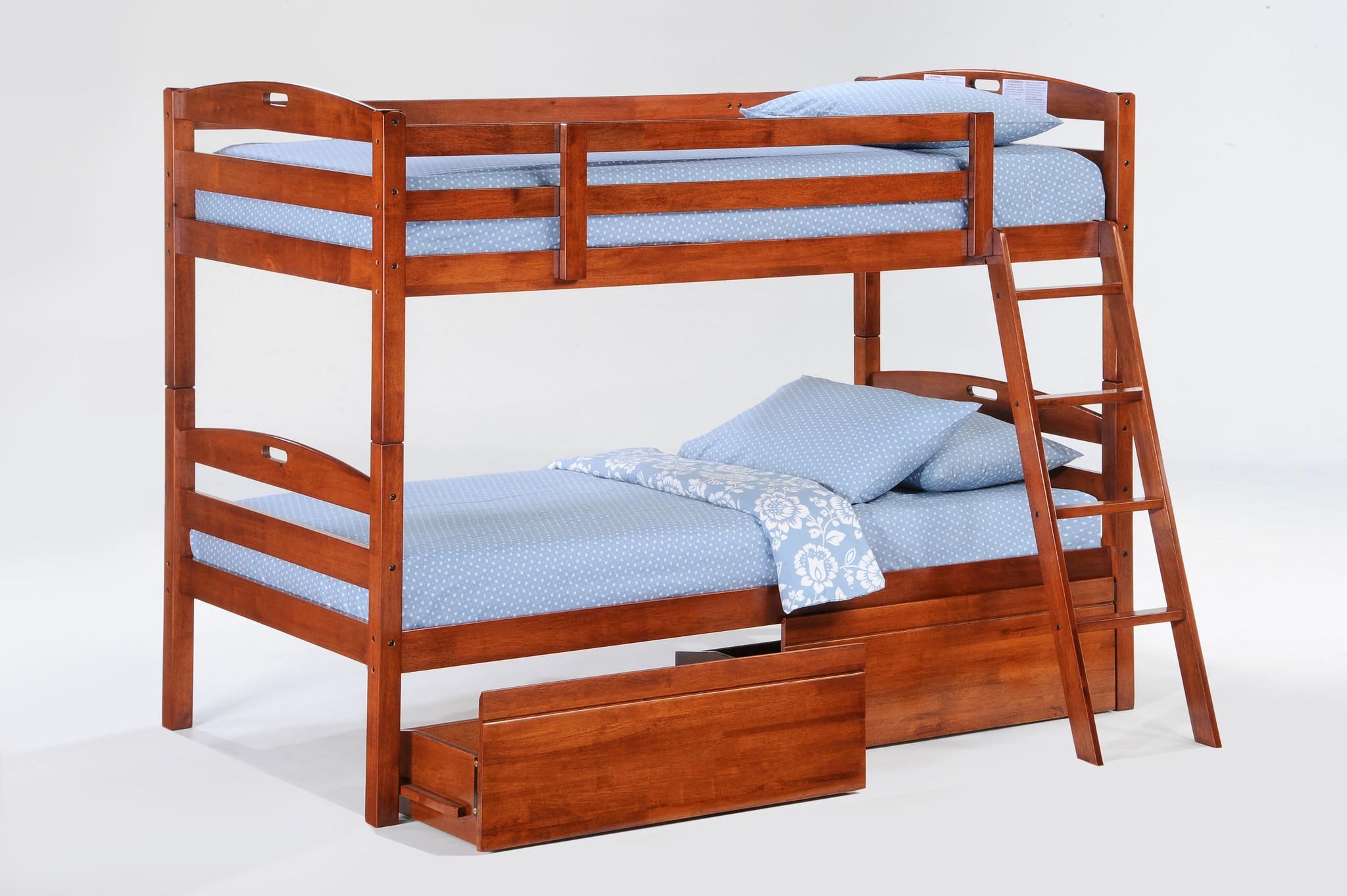 night day sesame twin bunk cherry w drawer opened.jpg