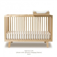 oeuf sparrow crib birch changing station.jpg