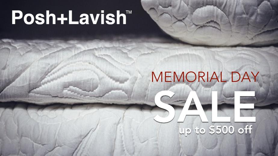 posh+lavish memorial day sale 2018
